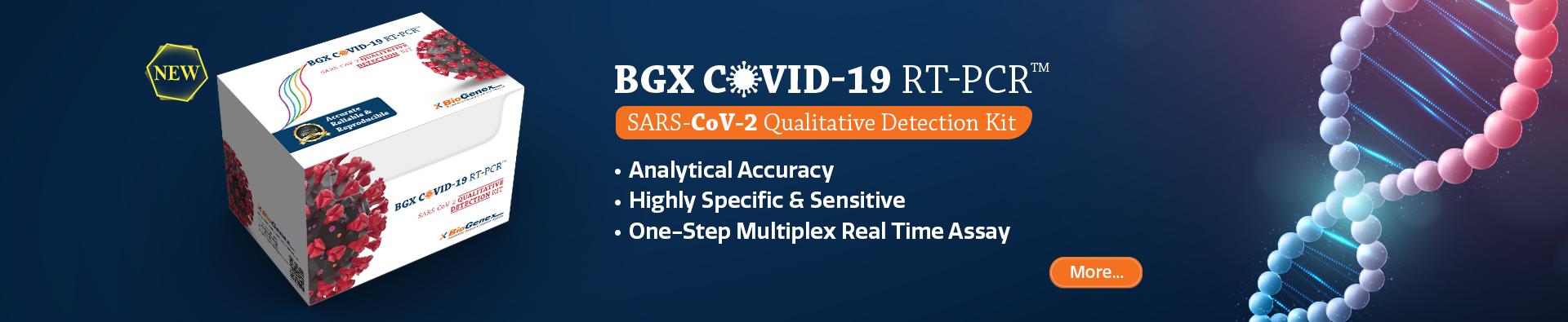 BGX COVID-19 RT-PCR