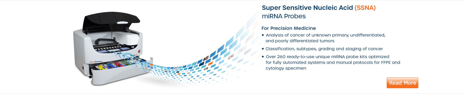 Super Sensitive Nucleic Acid miRNA Probes