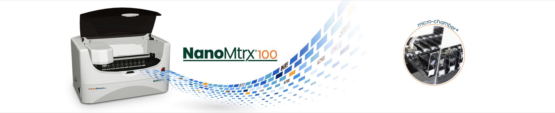 NanoMtrx® 100